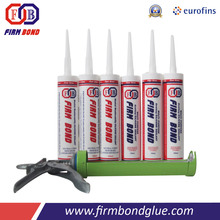 High Flexible Plastic Sealing Fireproof Silicone Sealant