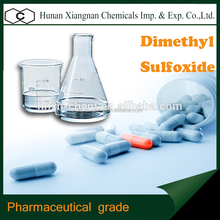 Best quality pharmaceutical intermediate chemicals Dimethyl sulfoxide