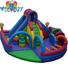2019 new style Popular inflatable castle, inflatable jumping bouncy castle for sale