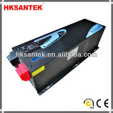HOT!Low Frequency Pure Sine Wave Solar Inverter / DC To AC Power Inverter 5000W With Battery Charger