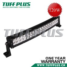 120W 25inch Wholesale Super Bright IP68 Curved Off Road Led Light Bar