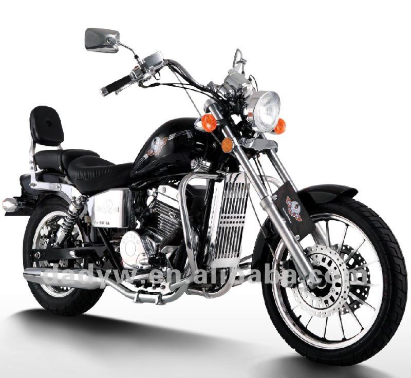 Chopper big motorcycle DD250E-9B