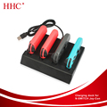 4 in 1 High speed USB charger charging dock for nintendo switch Joy-Con controllers