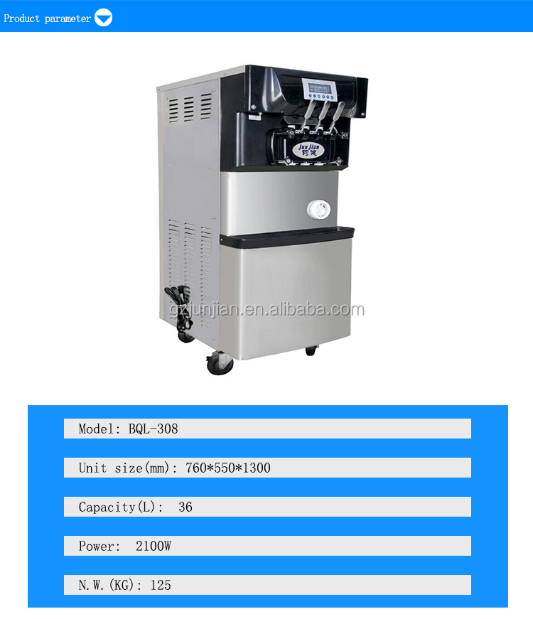 low noise ice cream makers