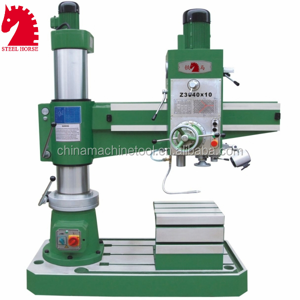 Z3040 machanical model radial drilling machine