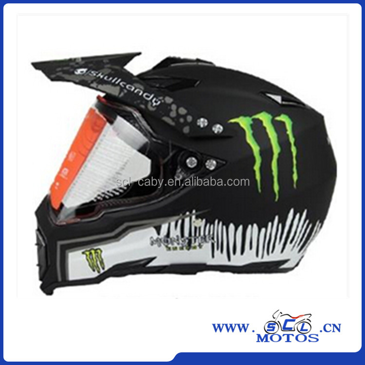 Colorful Motorcross Helmet Full Face DOT S/M/L/XL/XL Cascos Moto Capacetes Fit Man And Women for monster Motorcycle Helmet