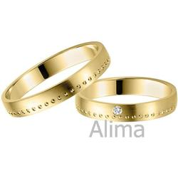 AGR0258# fashion gold jewelry 22k gold wedding band 3.5mm width