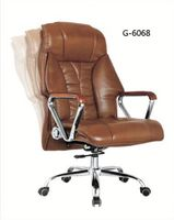 good quality office furniture high back leather director chair covers G-6068