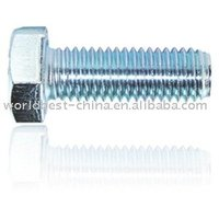 Zinc Plated Hex Head Bolt(DIN933)