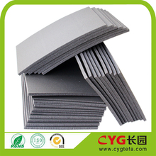 Extruded Closed Cell Pe Foam Acoustic Foam Sheet Custom Size