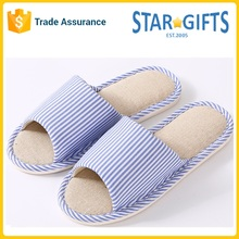 All Size Non Skid Cotton Adult Custom Fancy Slippers For Man