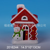 High quality Christmas house ceramic flower pots wholesale