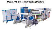 JYT-B PET/PVC/Foam Double sides adhesive tape coating machine ( CE Certificate )