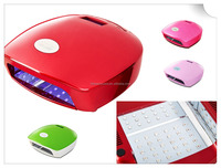 Fast Curing Professional SMD LED Nail Gels Dryer Machine for Nail Salon