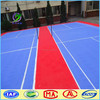 cheap court interlocking sports flooring badminton Event Outdoor Flooring