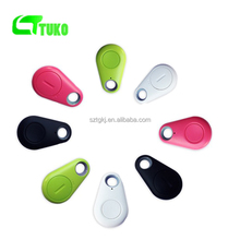 personal anti lost alarm device anti lost ibeacon smart key finder for Kids phone luggage and pets