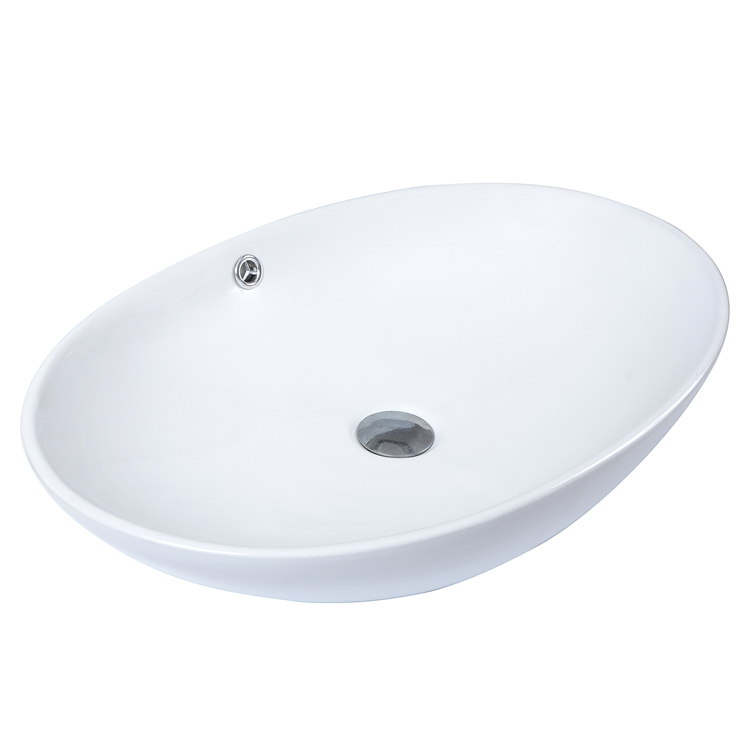 OEM Ceramic Oval Wash Basin Designs In Living Room