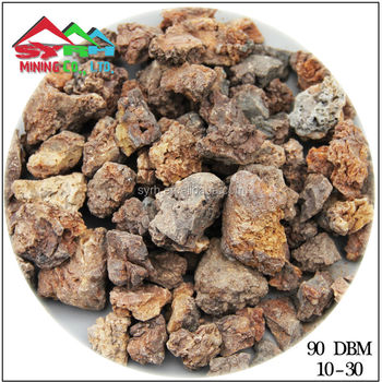 DBM 90 dead burned magnesite