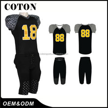 Low Price oem create your own american football jersey with wholesale price in Alibaba