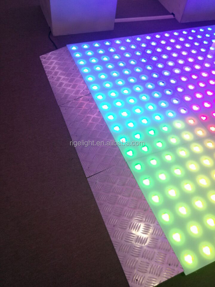 New design professional party led Portable wedding dance floor