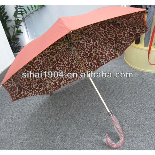 Craft hanging offset umbrella frame with inside printing