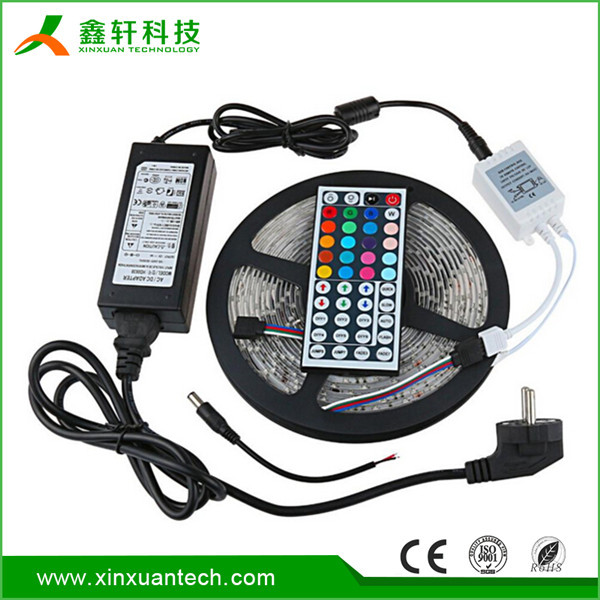 Waterproof Flexible SMD 5050 RGB Led Strip