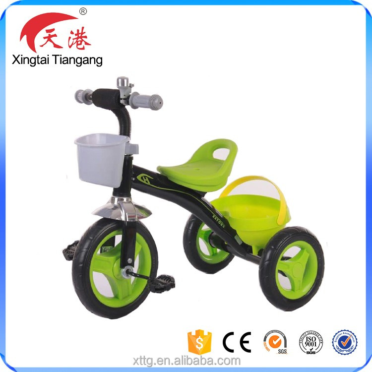 China ride on toy style baby tricycle kids trike / children 3 wheel cycle