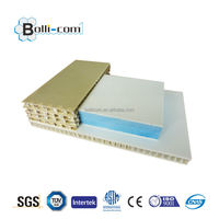 XPS / PU Foam / Honeycomb Panels / Laminate Wood Fiberglass Reinforced