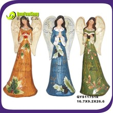2014 latest design resin angel statue