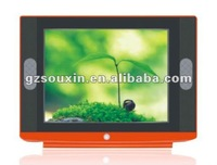 Home Color TV Sets with Power Speakers