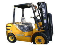 3.5 articulated forklift with 1070mm fork