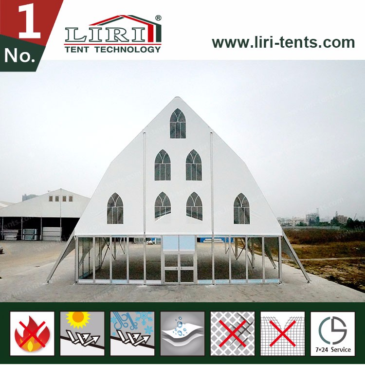 New Design Africa Church Marquee with Church Windows for Sale