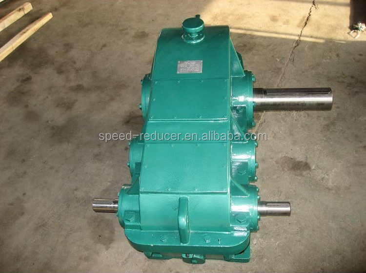 Wanxin ZL HIGH service factor industrial gearbox