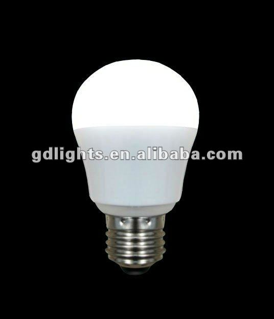 Hot sale high power IP50 Vapor Chamber 5W Refond E27 smd led bulb