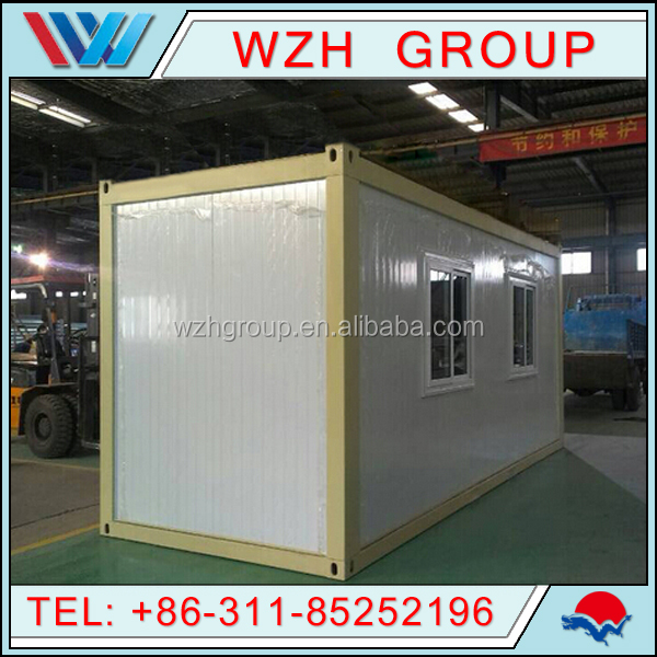 Portable/Assemble/Windproof/Container/Prefabricated House Houses/Container House for Remote Site Accommodation