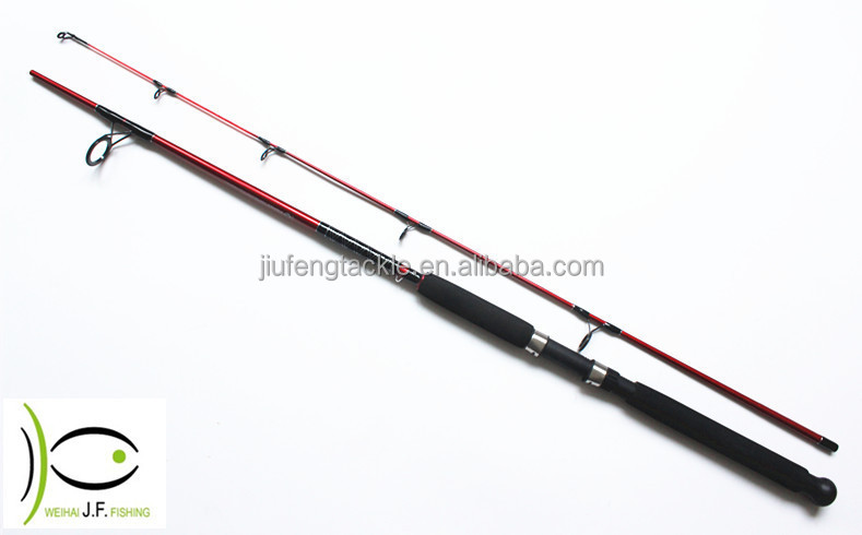 Wholesale high quality stiffer action fishing rod 6 39 6 for Ugly stick fishing