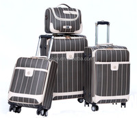 2014 new style of 4 wheels EVA luggage bag
