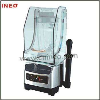 Commercial Kitchen Food Blender Mixer/Industrial Food Mixer And Blender