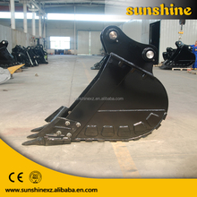 china supplier excavator bucket material hardox for cat320c