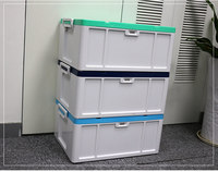Household storage boxes and case for home office and car