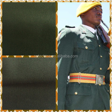 "Zimbabwe Military Uniform Fabric TC 65/35 14*14 80*54 57/58"" Polyester Cotton Army Solid Dyed Fabric 2017 hot sale textile"