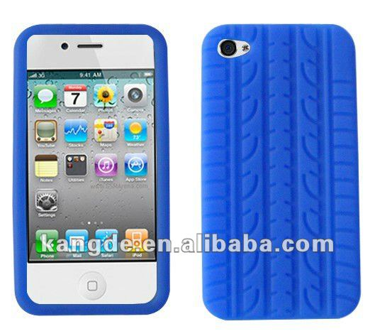 OEM silicone case/cover/skin for mobile phone for iphone 5