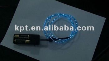Hight brightness KPT USB el chasing wire