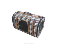 strong luxury pet carrier,pet bag/trolley pet carrier/pet travel bag