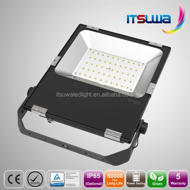 Led Flood Light With13000 Lumen Dimmable Reflector Ip65 Ac100-305v ...