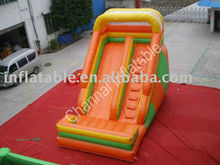 new commercial grade inflatabel dry slides for rentals