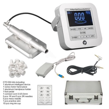 Korean Digital permanent makeup machine for lip and eyebrow Tattoo