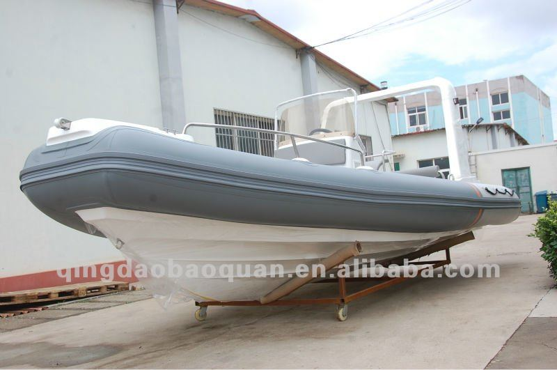 2015 23 feet inflatable FRP boat