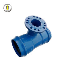 Heat Resistant Ductile Iron Casting Wall Mount Pipe Clamp