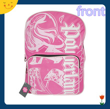 fashion new style wholesale children school bag lowest price child and kids school bag 2015 girl school bag for teenagers